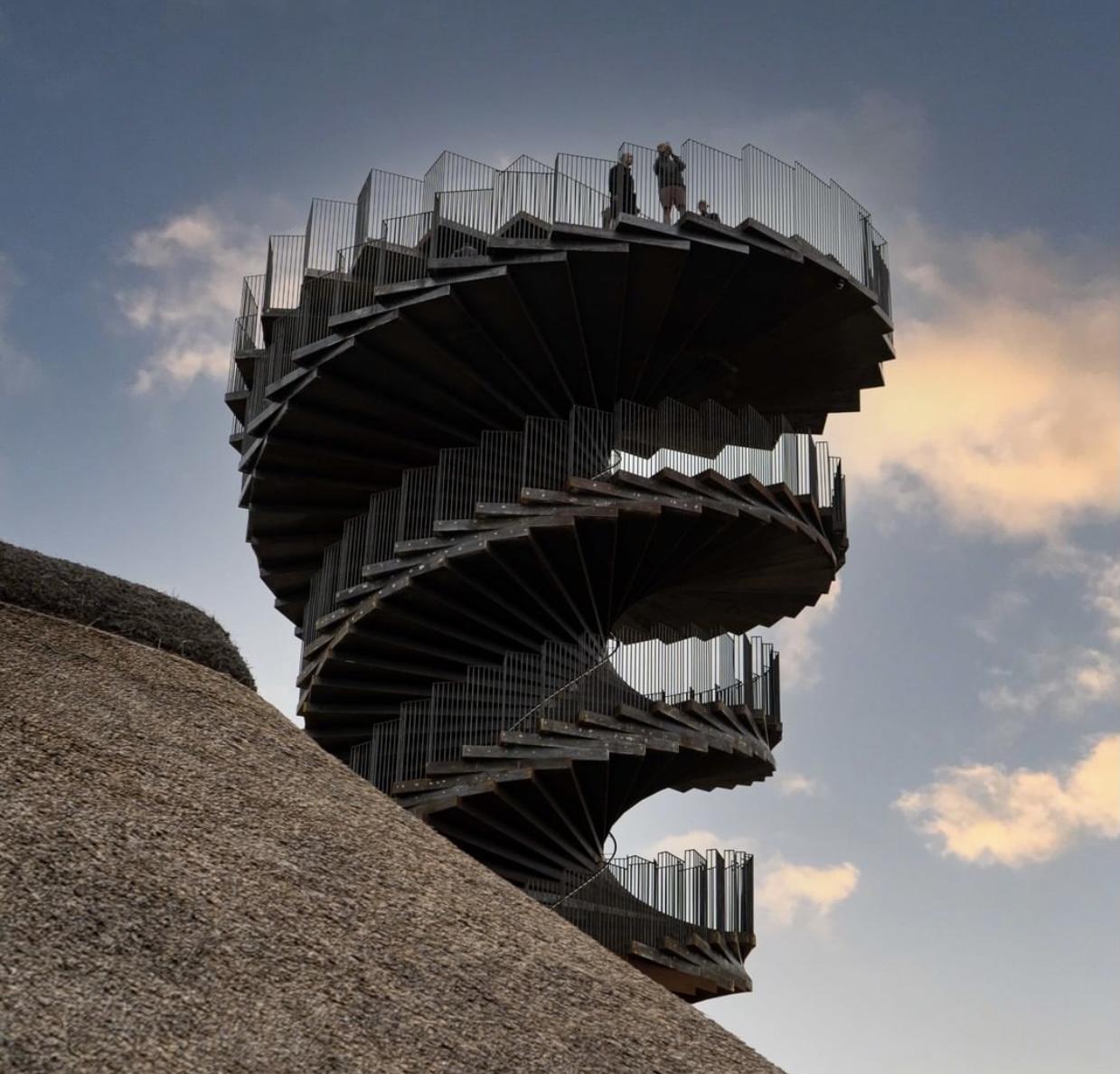 Double Helix - Marsk Tower